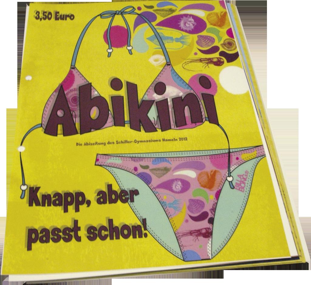 Probedruck bzw. Korrekturabzug Eurer Abi-Zeitung kostenlos bei printaholics