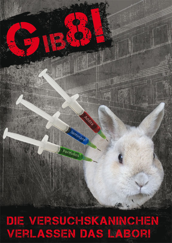 Titelbild der Abizeitung des GbSA Bobingen 2010/11