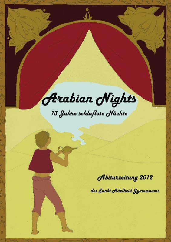 Abizeitung des Sankt-Adelheid-Gymnasiums 2011/12