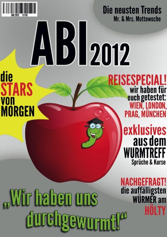Abizeitung 2011/12