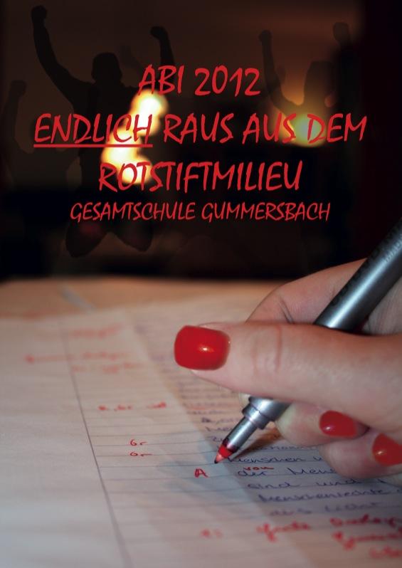 Abizeitung der Gesamtschule Gummersbach 2011/12