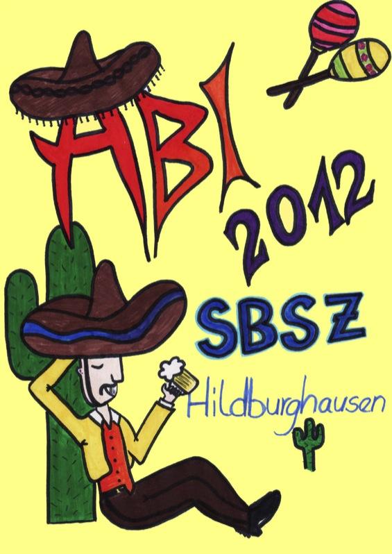 Abizeitung des SBSZ 2011/12