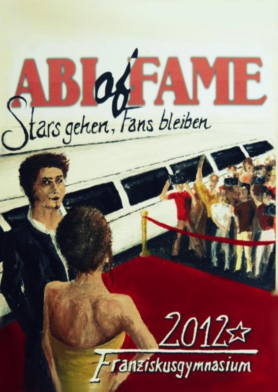 Abizeitung des Franziskusgymnasiums Lingen 2011/12