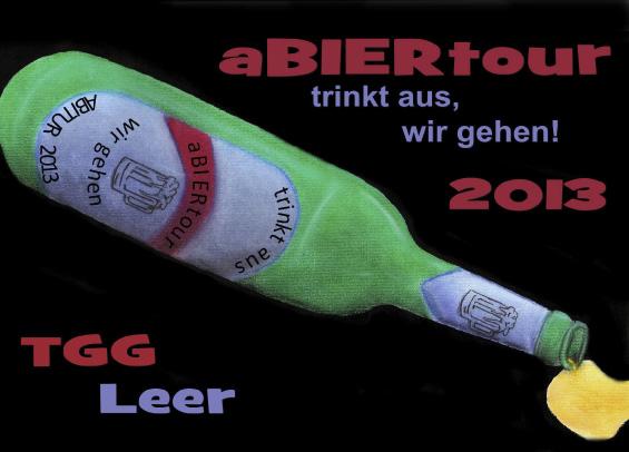 Abizeitung des TGG Leer 2012/13