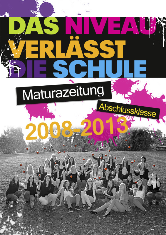 Maturazeitung 2012/13