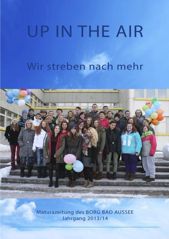 Maturazeitung des BORG Bad Aussee 2013/14/14
