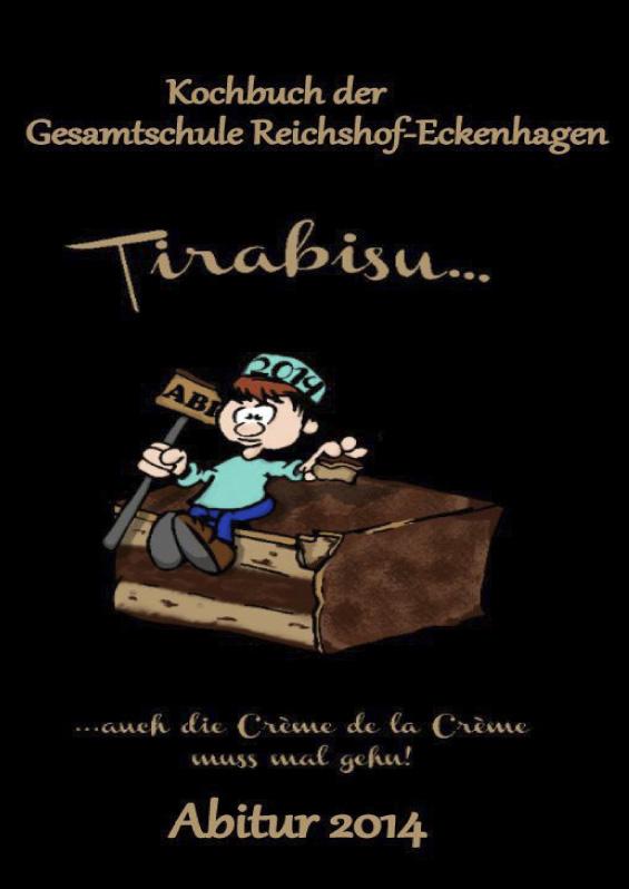Abizeitung der Gesamtschule Reichshof-Eckenhagen 2013/14