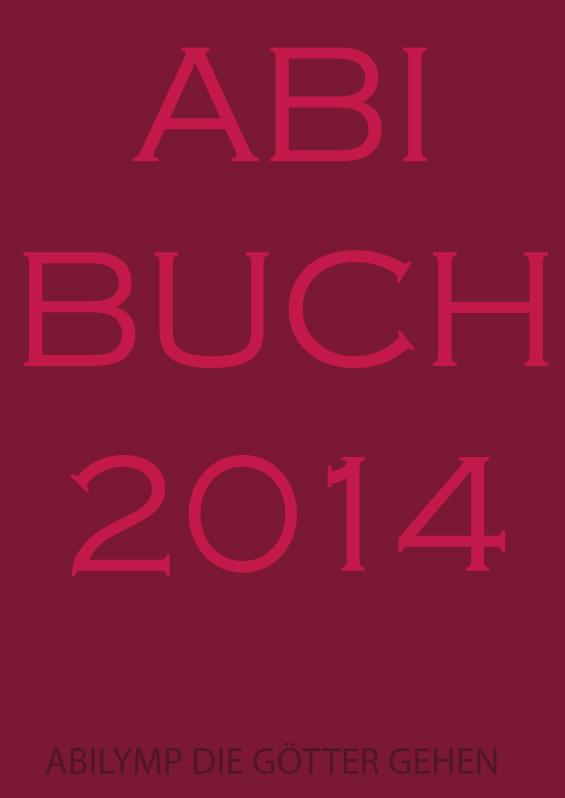 Abizeitug 2013/14