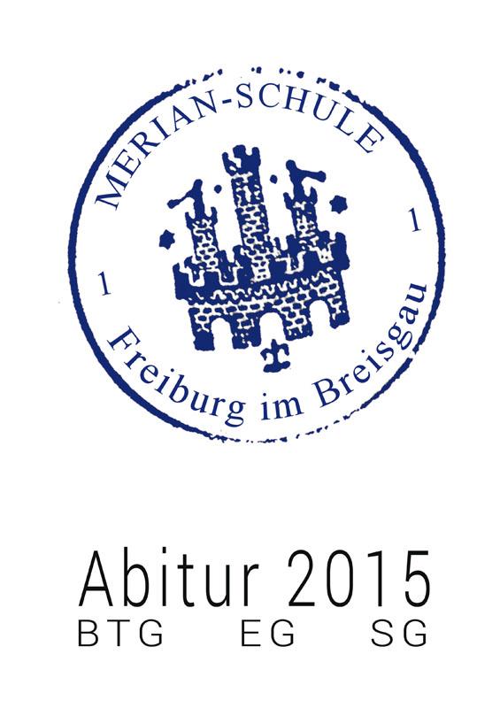 Titelbild Abizeitung 2015 BTG EG SG
