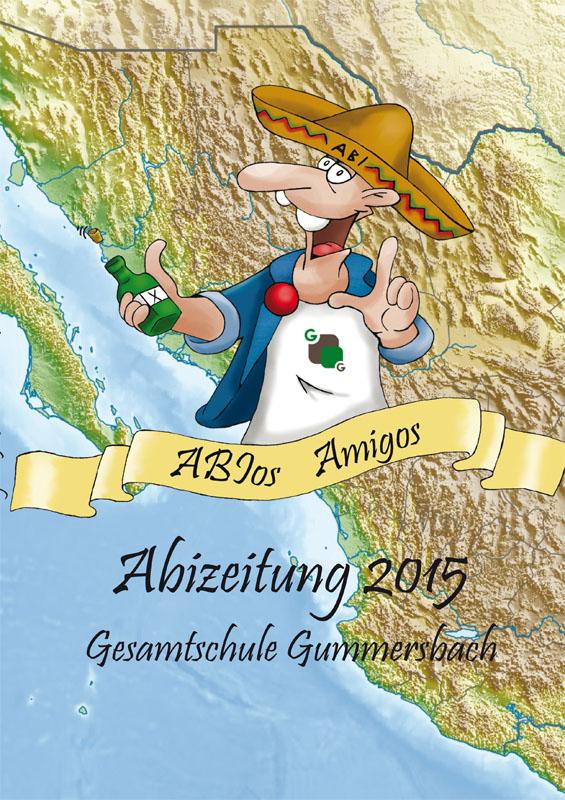 Titelbild Abiteizung 2015 Gesamtschule Gummersbach
