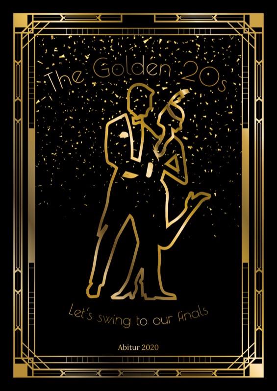 Layout Golden Twenties Cover