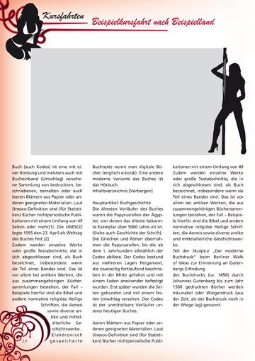 Gestaltungsvorlage Abizeitung Moulin Rouge - 13 Jahre im Rotstiftmilieu Kursfahrten
